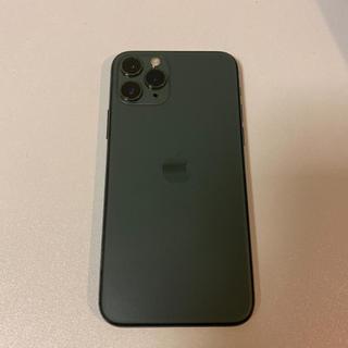 Apple - iPhone11 pro ミッドナイトグリーン256gb
