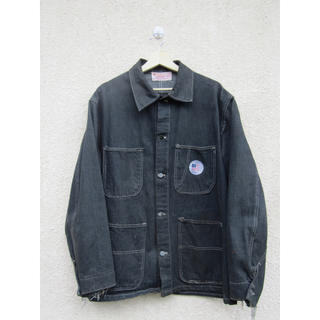 【UNIVERSALOVERALL】oversized denim jacket