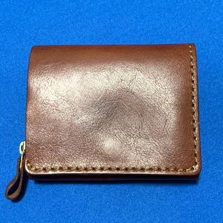 ヘルツ(HERZ)のHERZ 小型二つ折り財布(折り財布)