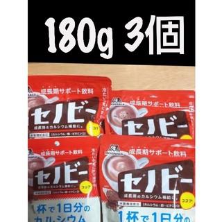 森永製菓 - セノビー 180g 3個     未開封