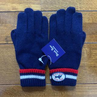 ミキハウス(mikihouse)の新品 ミキハウス ブラックベア 手袋(手袋)
