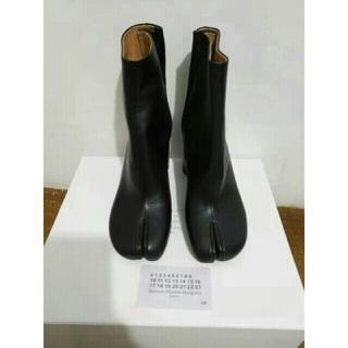 マルタンマルジェラ(Maison Martin Margiela)の【美品】タビブーツ ブラック 39(ブーツ)