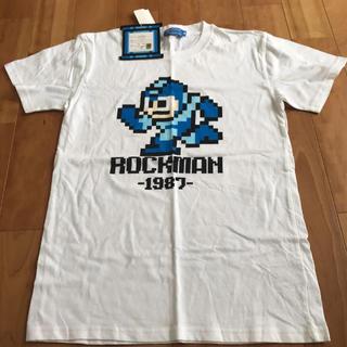 しまむら - ロックマン シャツ