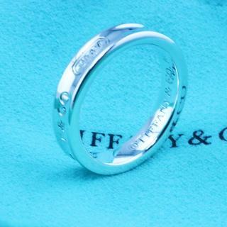 Tiffany & Co. - ☆新品☆未使用☆ティファニー 1837ナローリング 12号
