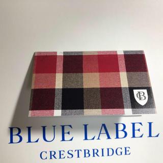 BLACK LABEL CRESTBRIDGE - BLACK LABEL BLUE LABEL メッセージカード