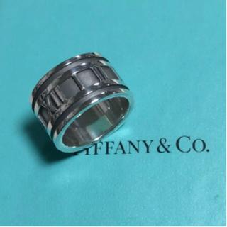 ティファニー(Tiffany & Co.)のティファニー アトラスリング オープンハートネックレス セット(リング(指輪))