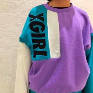 X-girl - スウェット