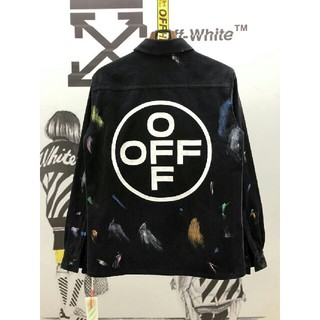 オフホワイト(OFF-WHITE)のOFF-WHITE 19FW(Gジャン/デニムジャケット)
