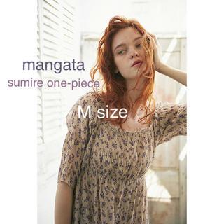 EDIT.FOR LULU - 美品!mangata sumire one-piece Mサイズ