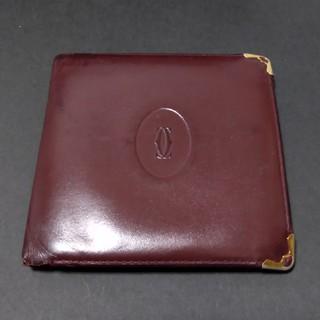 カルティエ(Cartier)の【週末特価】Cartier カルティエ 二つ折り財布(折り財布)