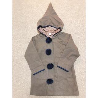 コドモビームス(こども ビームス)の韓国子供服小人コートフードとんがりコート(コート)