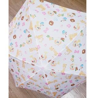 ダッフィー - 香港ディズニー❣ダッフィークッキー折り畳み傘
