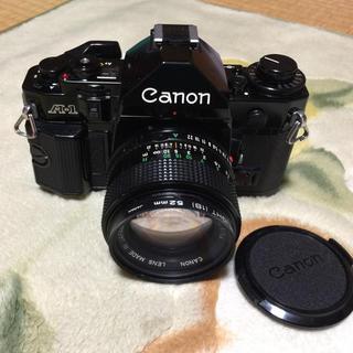 キヤノン(Canon)のキヤノン A-1  レンズおまけ(フィルムカメラ)