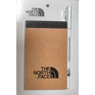 THE NORTH FACE - ノースフェイス メモ帳