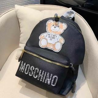 モスキーノ(MOSCHINO)の新品 Moschino モスキーノリュックバッグ(リュック/バックパック)