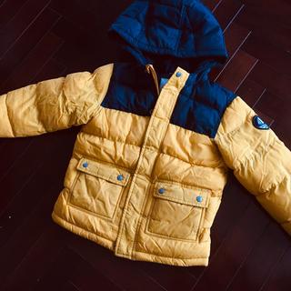 PETIT BATEAU - 美品★プチバトー ジャンパー 中綿 コート  4a 4歳 フード ジャケット