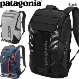 patagonia - パタゴニア、patagonia、リュック、バックパック、ブラックホール、ブラック