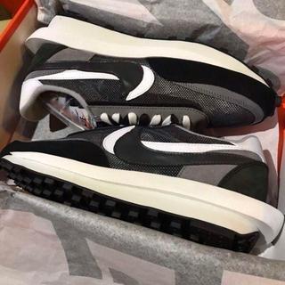 NIKE - Nike LD Waffle Sacai Black Anthracite