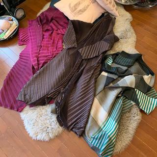 PLEATS PLEASE ISSEY MIYAKE - 専用交渉 イッセイミヤケ コレクションライン 美しいコート