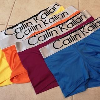 cailin kailan ボクサーパンツ 4枚セット(XL→L)