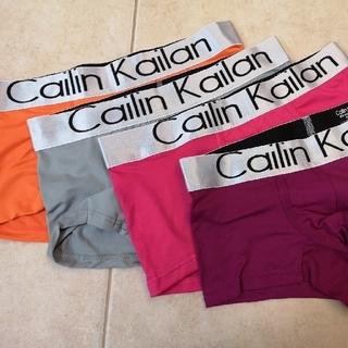 cailin kailan ボクサーパンツ 4枚セット(L→M)