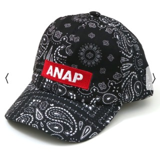 ANAP Kids - ANAPkids新品ペイズリーキャップ