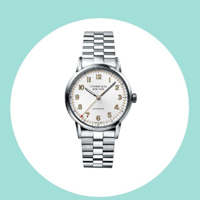 Tiffany & Co.(ティファニー)のティファニーCT60 レディースウォッチ レディースのファッション小物(腕時計)の商品写真