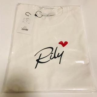 RILY Tシャツ 白 Mサイズ
