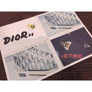 ディオール(Dior)のDior × kaws ポストカード 3枚(その他)