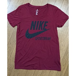 NIKE - ナイキ NIKE Tシャツ 赤 Mサイズ