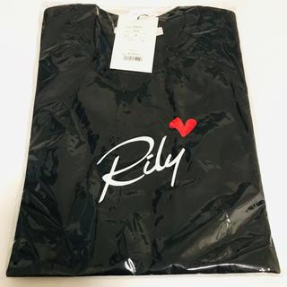 RILY Tシャツ 黒 Mサイズ