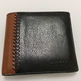 COACH - coach 紳士財布