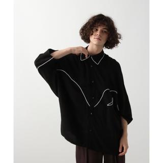 HARE - HARE ウエスタンBIGシャツ