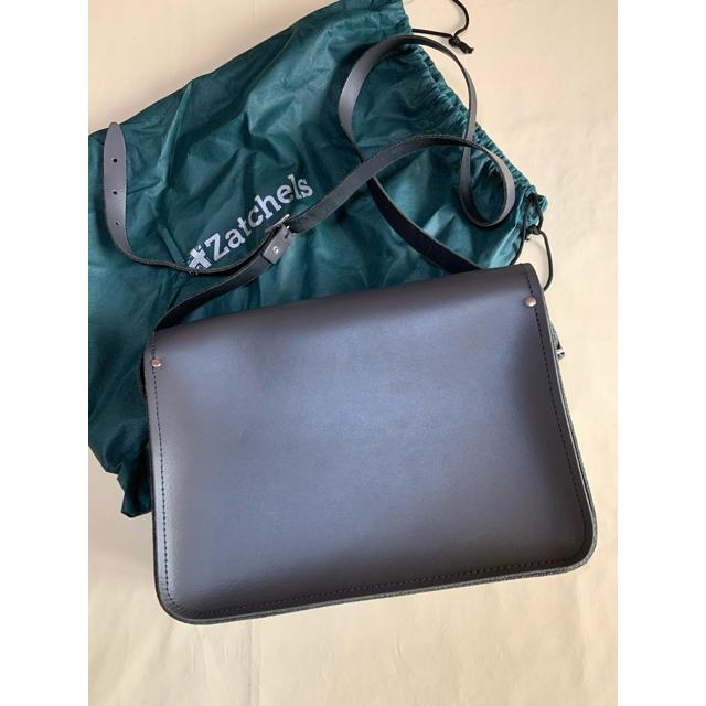 Dr.Martens(ドクターマーチン)のザッチェルズ zatchels サッチェルバッグ レディースのバッグ(ショルダーバッグ)の商品写真