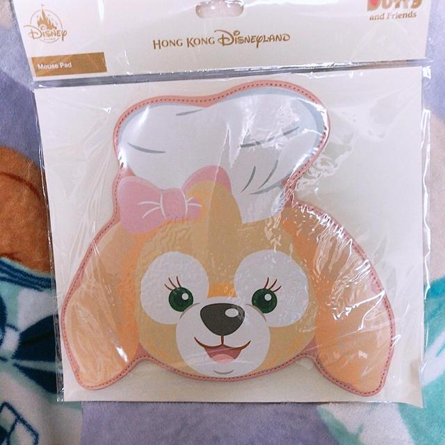Disney(ディズニー)の新品クッキー マウスパッド エンタメ/ホビーのおもちゃ/ぬいぐるみ(キャラクターグッズ)の商品写真