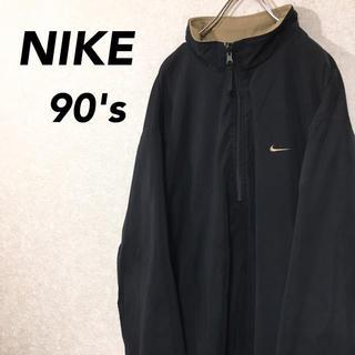 NIKE - NIKE ナイキ ゴルフ ハーフジップ プルオーバージャケット ビッグシルエット