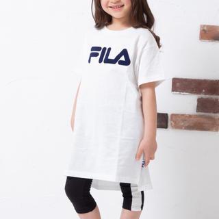 フィラ(FILA)のFILAのTシャツワンピ(ワンピース)