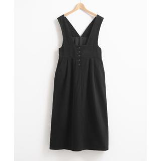 MAJESTIC LEGON - 新品♡定価6050円 ジャンパースカート   BLACK 大特価‼️