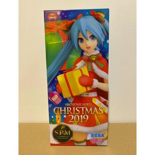 セガ(SEGA)の初音ミク フィギュア クリスマス 2019(アニメ/ゲーム)