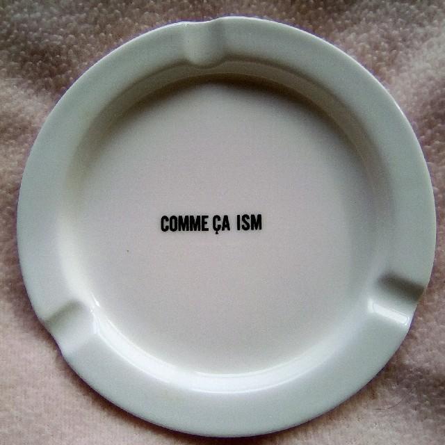 COMME CA ISM(コムサイズム)のCOMME  CA  ISM  アロマキャンドル インテリア/住まい/日用品のライト/照明/LED(その他)の商品写真