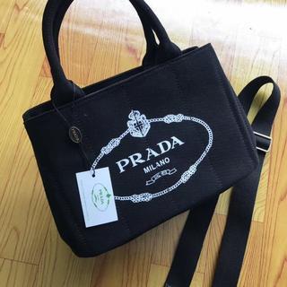 PRADA - PRADA カナパハンドバッグ、ショルダーバッグ