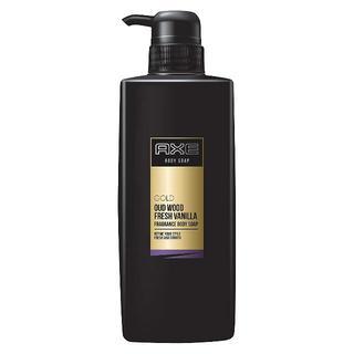 ユニリーバ(Unilever)の【24個】アックス フレグランス ボディソープ  ゴールド ウッドバニラの香り(ボディソープ/石鹸)