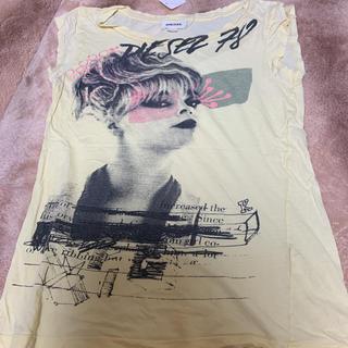 ディーゼル(DIESEL)のDIESEL Tシャツ S(Tシャツ(半袖/袖なし))