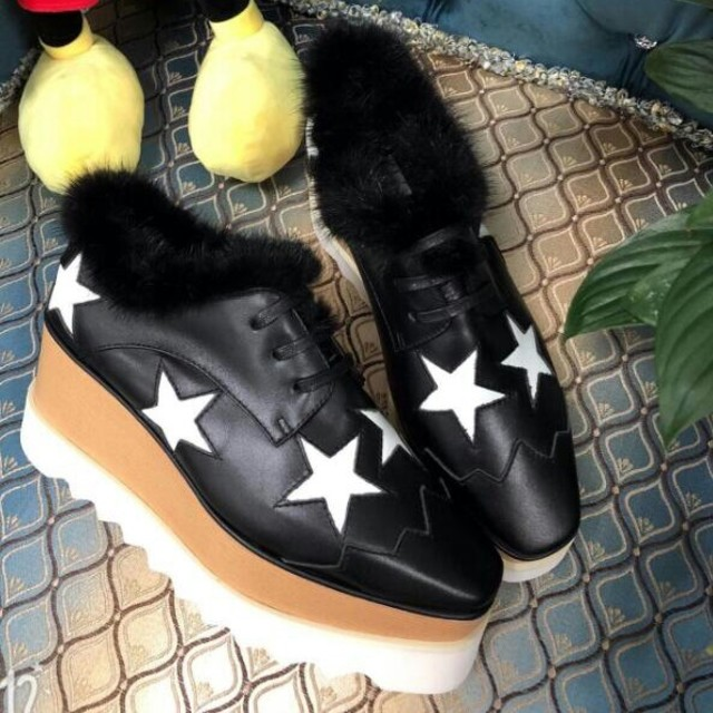 Stella McCartney(ステラマッカートニー)のStella McCartney 厚底 靴 レディースの靴/シューズ(ブーティ)の商品写真