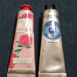 L'OCCITANE - L'OCCITANEハンドクリーム30ml