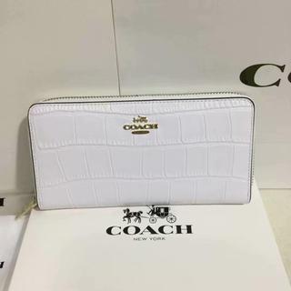 COACH - ✨新作コーチCOACH 長財布 新品 箱付き✨