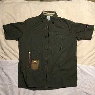 エルネスト(ELNEST)のELNEST シャツ L(Tシャツ/カットソー(半袖/袖なし))