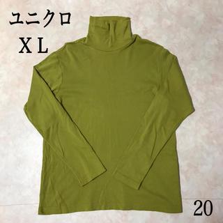 UNIQLO - ユニクロ  メンズ  タートルネック(XL)