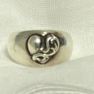 クロムハーツ(Chrome Hearts)のクロムハーツ  ハートリング 18号(リング(指輪))