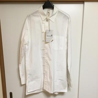 ヨウジヤマモト(Yohji Yamamoto)のヨウジヤマモト 長袖シャツ(シャツ)